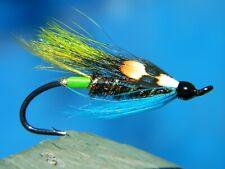 The Marjack fly Hairwing pattern for Atlantic Salmon / Steelhead Size #2