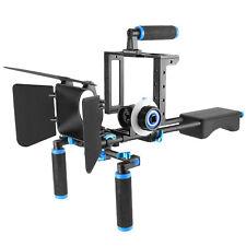 Neewer Aluminum Alloy Film Movie Rig System Kit for Canon Nikon Sony DSLR Camera