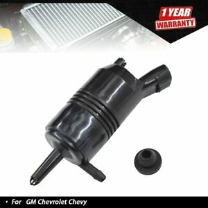 For 91-06 Buick Cadillac Chevrolet GMC Oldsmobile Pontiac Windshield Washer Pump