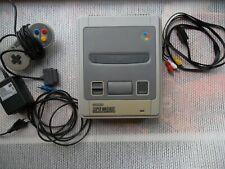 Console Super Nintendo + câbles +manette complète Snes  retrogaming original *