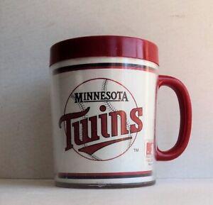 1987 Minnesota Twins Thermo Mug Cup Glass - FLASH SALE