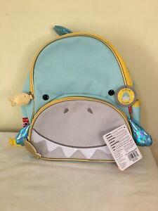 New Skip Hop Shark Backpack Simon Junior Preschool