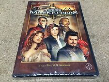 * NEW SEALED DVD Film * THE THREE MUSKETEERS * DVD Movie *