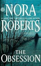 The Obsession by Nora Roberts (2016, CD, Abridged)