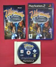 Ultimate Pro-Pinball - PLAYSTATION 2 - PS2 - USADO - MUY BUEN ESTADO
