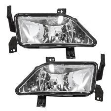 New Pair Set Fog Light Lamp Lens Housing Assembly for 06-08 Honda Pilot SUV