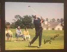 Bobby Nichols PGA Golf Signed 8 X 10 Photo Autographed