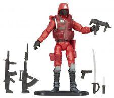 GI Joe Retaliation Cobra Crimson Guard w/ Customizable Decals *LOOSE/COMPLETE*