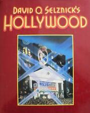 DAVID O SELZNICK'S HOLLYWOOD Very Large 1980 Hardcover