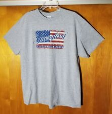 YUENGLING Beer 🍻 America's Oldest Brewery 1829 Flag Uni sex T-Shirt Men's XL