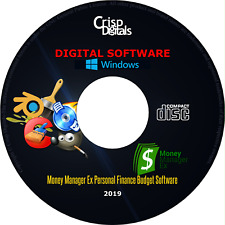 NEW 2020 Money Manager EX Personal Finance/Budget Reporting Software Windows Mac