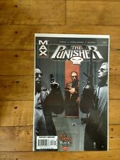 Marvel Punisher #23 Max Comics Up is Down Part 5 Unread Condition 2005 Ennis