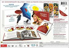 Singin' in the Rain 60th Anniversary Ultimate Limited Collectors Edition Blu ray