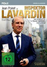 Inspector Lavardin * DVD 4-teilige Krimiserie von Claude Chabrol Pidax Neu