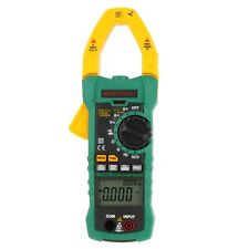 MASTECH MS2115B True RMS Digital AC/DC Clamp Meters Capacitance Frequency Tester