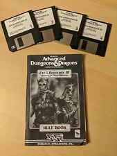 Advanced Dungeons & Dragons: Eye of the Beholder III -- Assault on Myth Drannor…