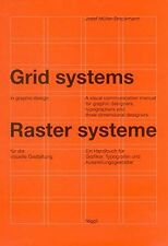 Grid Systems in Graphic Design: A Visual Communication Manual for Graphic Design