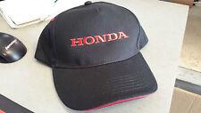 Genuine Honda Black Baseball Cap ( ** Honda Merchandise Range ** )