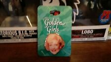 "The Golden Girls: Rose 1"" x 1 1/4"" Enamel Pin!"