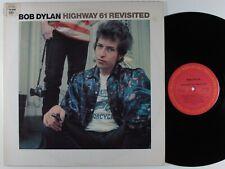 BOB DYLAN Highway 61 Revisited COLUMBIA LP VG++/VG+ #