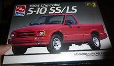 AMT 1994 CHEVY SS/LS S-10 TRUCK PICKUP FS MODEL CAR MOUNTAIN KIT 1/25 8964