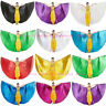 2019 Festival Belly Dance Wings Costume Egyptian Fancy Isis Wings  Stick Bag