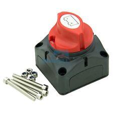 Boat Battery Selector Switch 2 Position Heavy Duty Car Battery Isolator Switch