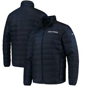 Penn State Nittany Lions Columbia Collegiate Lake 22 Down Full-Zip Jacket NWT