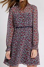Marks and Spencer  Limited Edition Floral Swing Dress Size 18