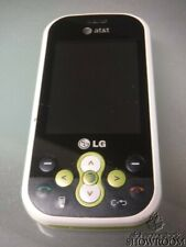 Used & Untested - LG* GT365 Neon AT&T* mp3 Slider Phone Parts Or Repairs Only