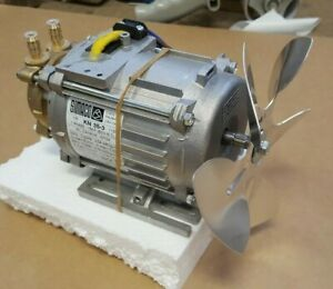 SIMACO KN37 WATER PUMP WITH COOLING FAN BLADE TO SUIT MIG / TIG WELDERS