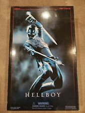 """SIDESHOW COLLECTIBLES 2004 HELLBOY KROENEN 1:6 SCALE 12"""" FIGURE MIB"""