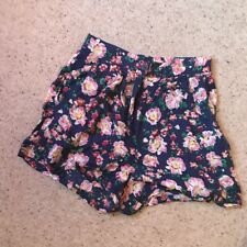 Urban Outfitters Floral Shorts Uk 10