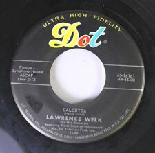 Pop 45 Lawrence Welk - Calcutta / My Grandfather'S Clock On Dot
