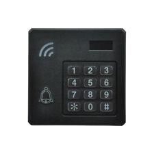 Access control 125 khz wiegand 26/34 EM-ID proximity rfid keypad card reader