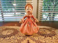 Josef Original Pink Petticoat dressed girl bell as found