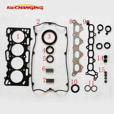 4G15M 4G15T Engine Rebuilding Kits For Mitsubishi COLT SMART FORFOUR Auto Parts