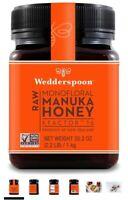 Wedderspoon Raw Premium Manuka Honey KFactor 16,  35.2 oz