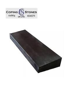 Coping Stones - 600mm x 170mm Once Weathered (Various Colours Available)