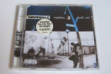 Warren G-Regulate... G-Funk Era CD 1994 (Nate Dogg The Dove Shack)