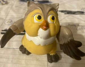 1988 Bambi Owl Friend McDonald's Toy