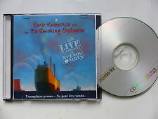 CDR Promo EMIR KUSTURICA   NO SMOCKING ORCHESTRA Live is a miracle 16 TITRES