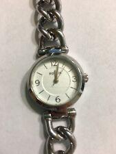 Silver Chain Women's Fossil Watch