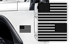 Black Ops USA AMERICAN FLAG Stickers | Decals Jeep Cherokee XJ JK TJ Wrangler
