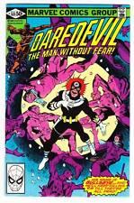 DAREDEVIL #169 - 1981 - Frank Miller - Marvel Comics - HIGH GRADE
