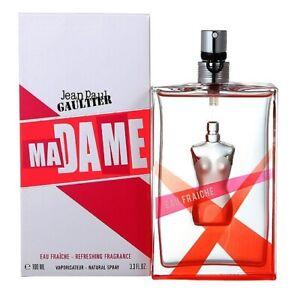 JPG Ma Dame Madame Eau Fraiche Jean Paul Gaultier 100ml Vapo