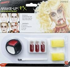 Smiffys - Set Maquillage Zombie Sanglant