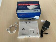 Arcor Vodafone DSL-EasyBox A 400, 1xLAN, inkl. Anleitung, Zubehör mit OVP