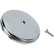 Arlen Ness Smooth Chrome Billet Stage 1 Air Cleaner Outer Cover for Big Sucker