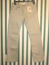 NWT Boys Levi's 511 Slim Fit Chinchilla Black Fill Jeans Size 12R 26/26 MSRP $44